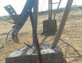 مسئول بمصنع النهضة بقنا: تفجير البرج المغذى للمصنع بعبوات ناسفة