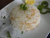 5 أسرار لتسوية الأرز الأبيض بالشعرية على الطريقة الفلاحى