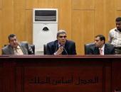 تأجيل محاكمة جمال وعلاء وآخرين فى التلاعب بالبورصة لـ15 يوليو