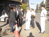 بدء تطبيق حظر الانتظار فى شارع 26 يوليو من الأوبرا وحتى الإسعاف