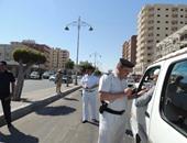 """""""مرور القاهرة"""" ترصد 8 آلاف مخالفة متنوعة أعلى محاور وميادين العاصمة"""