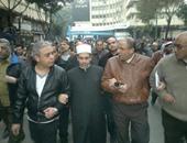 مظهر شاهين يفتح النار على معتز مطر: كنت تشارك معى فى التظاهر ضد الإخوان