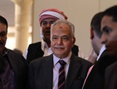 """بدء مؤتمر """"القبائل العربية"""" لدعم الجيش والشرطة بعزف السلام الجمهورى"""