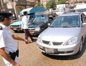 ضبط 266 مخالفة مرورية وتحرير 4 محاضر لتجار تموين بشمال سيناء