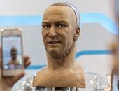 بالفيديو والصور..أول روبوت يمكنه التحدث بسلاسة والتفاعل مع تعبيرات الوجه