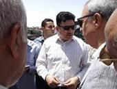وزير الرى يتفقد اليوم مشروعات قرية الأمل وسحارة سرابيوم فى الإسماعيلية