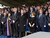 بالصور.. الرئيس الروسى يدين مذابح الأرمن على يد الدولة العثمانية