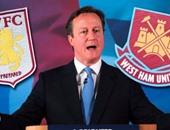 كاميرون يعلن تجميد زيادة رواتب الوزراء لخمس سنوات