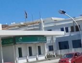 مكتب بريد رأس البر بدمياط يرفع علما ممزقا لمصر