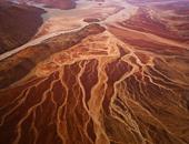 """جمال الطبيعة فى ناميبيا بعدسة المصور الطائر """"ثيو ألوفس"""""""