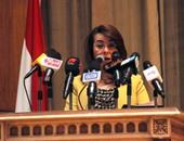 وزيرة التضامن قيادات الوزارة بتفقد دور الأيتام بشكل دورى