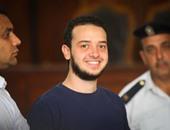حبس أنس البلتاجى 15 يوماً بتهمة الانضمام لجماعة إرهابية
