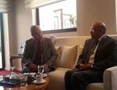 وزير الزراعة: نعمل على تقليل الفقر الريفى وتحسين الأمن الغذائى فى مصر