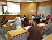 محاضرة حول مهارات القيادة فى ديوان عام محافظة الإسماعيلية