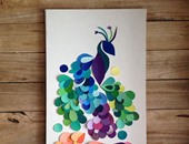 """لون حياتك بـ""""القص واللزق"""".. 7ابتكارات لاستخدام الورق الملون فى تلوين منزلك"""