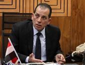 """رئيس ميناء القاهرة تعليقًا على انتقادات الرئيس: """"أنا اتعلقت بلغة الميرى"""".. والطائرات الموجودة فى المهبط مديونة بأكثر من 4 ملايين جنيه.. وسأستأجر هليكوبتر لرؤية المطار من أعلى لكشف السلبيات"""
