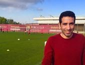 ابن عم أبو تريكة: اللاعب لم يشارك فى اعتصام رابعة والإخوان تاجروا باسمه
