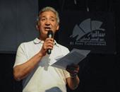 محمد الصاوى يفتتح معرض الكتاب السنوى بساقية الصاوى