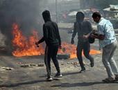 إصابة 3 بالخرطوش وحرق 4 دراجات فى اشتباكات الإخوان والأهالى بأبوحماد