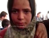 انفراد بالفيديو..إرهابيون يستخدمون أطفال شوارع فى استهداف عربات الشرطة