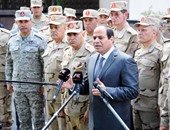 بالفيديو.. السيسى: سنتصدى بكل قوة لأى اعتداء على الخليج