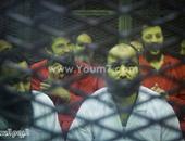 قاضى إعادة محاكمة قتلة اللواء نبيل فراج يسمح لأهالى المتهمين بحضور الجلسة