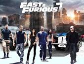 """وتتوالى مفاجآت فيلم """"Fast & Furious 7"""" بتصدره إيرادات السينما الصينية"""
