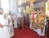 """بالصور.. الكنائس القبطية بالمهجر تحيى """"أحد الشعانين"""" بالصلاة لمصر"""