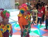 """احتفالا بالأيتام.. """"محافظة القاهرة"""" توزع وجبات ولعب أطفال بالحديقة الدولية"""