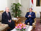 الرئيس يوجه بأهمية زيادة ومواصلة دور مكتبة الإسكندرية فى المحافظات