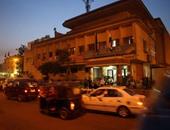 قوات الأمن تسيطر على محيط قسم شرطة إمبابة بعد فض تجمهر الأهالى