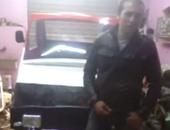 """بالفيديو.. شاب قروى يصنع سيارة مصرية بديلة لـ""""التوك توك"""""""