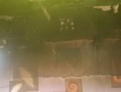 """بالصور..حرق سبعة منازل ببنى سويف والمتهم عفاريت..الأهالى:المأساة بدأت بإلقاء حجارة على المنازل والخسائر 100 ألف جنيه..وشيخ لـ""""اليوم السابع"""":قبيلة من الجن تنتقم لإلقاء ماء مغلى على أحد أفرادها"""