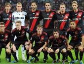 بايرليفركوزن يفوز على ضيفه آينتراخت فرانكفورت 4-1 فى الدورى الألمانى