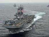 البحرية الأمريكية تقيل 2 من قادتها بعد حوادث بحرية فى آسيا