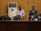 """""""الجنايات"""" تستمع غدا لمرافعة دفاع 120 متهما فى إعادة محاكمتهم بـ""""الذكرى الثالثة للثورة"""""""