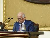 على عبدالعال يهاجم أحد أعضاء لجنة الخمسين بعد نقده للبرلمان فى مقالة