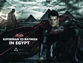 """صحافة المواطن.. قارئ يروج للسياحة يتصميمات لـ""""باتمان وسوبرمان"""""""