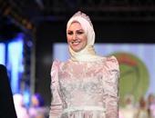 """بالصور.. تتويج """"سارة حورية"""" ملكة جمال المحجبات فى مصر لعام 2016"""