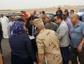 سكرتير عام جنوب سيناء:تطوير ميناء أبو زنيمة البحرى وإنشاء مناطق صناعية