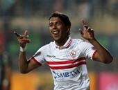 أحمد حمودي هداف مواجهات الزمالك أمام الأندية الجزائرية