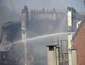 ارتفاع حصيلة مصابى تسرب الغاز فى باريس إلى 17 أحدهم حالته خطيرة