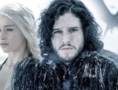 """متى يعود """"جون سنو"""" للحياة فى الجزء السادس من""""Game of thrones""""؟"""