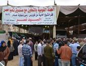بالفيديو والصور.. محافظ كفر الشيخ يتابع أعمال حملة مكافحة فيروس سى