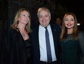 بالصور .. الوزراء والسفراء ونجوم الفن والإعلام يحتفلون بالعيد الوطني لليونان