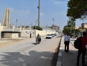 محافظ الفيوم: إعادة فتح الشوارع المغلقة لتيسير الحركة المرورية
