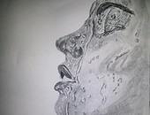 صحافة المواطن: قارئ يشارك بصور لرسوماته بالأبيض والأسود