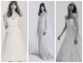 الصور الأولى لفساتين زفاف إيلى صعب الجديدة.. 25 فستانا تمزج الرقى بالبساطة