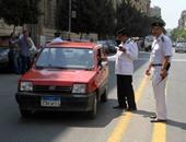 ضبط 486 مخالفة مرورية متنوعة فى حملة مكبرة بمحافظة أسوان
