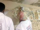 الآثار تنتهى من ترميم معبد خنسو تمهيدًا لافتتاحه أمام الجمهور